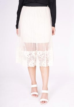 Lace Tulle Skirt_190118_0003