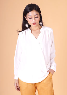 jill tweed shirt
