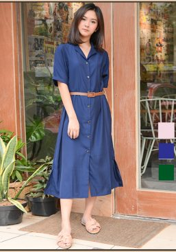 PALETTE louise shirtdress