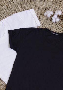 plain short t-shirt