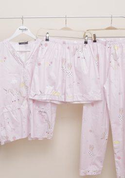 unicorn pajamas set